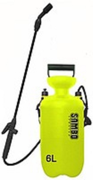 Опрыскиватель пневматический Sambo эконом 6 литров ОП-236