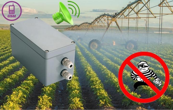 GSM-сигнализация Elgato на 40 каналов