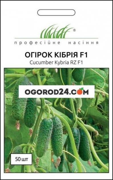 Семена огурца Кирбия F1