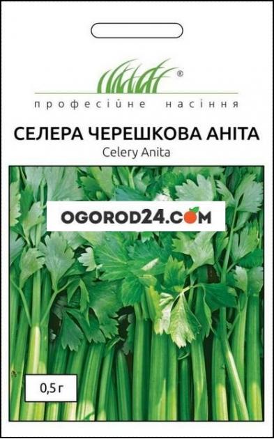Семена черешкового сельдерея Анита