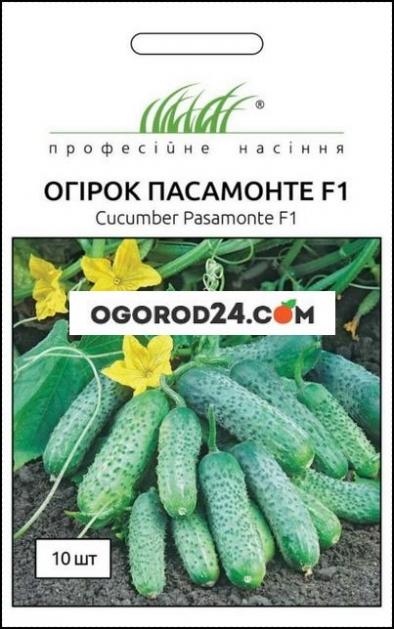 Семена огурца Пасамонте F1