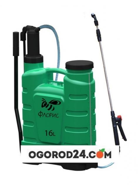 Опрыскиватель гидравлический Флорис 16 литров ОГ-116А5