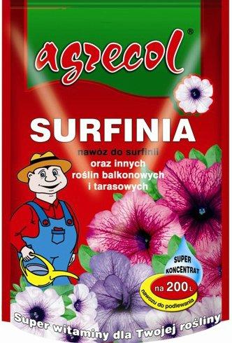 Удобрение Agrecol кристаллическое для сурфиний