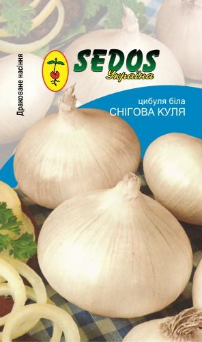 Семена лука Снежный Шар, 200 шт
