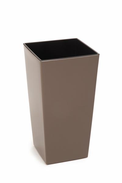 Кашпо Финезия с вазоном-вкладкой, 250х465 мм