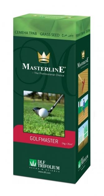 Семена газонная трава Golf Мaster 1 кг