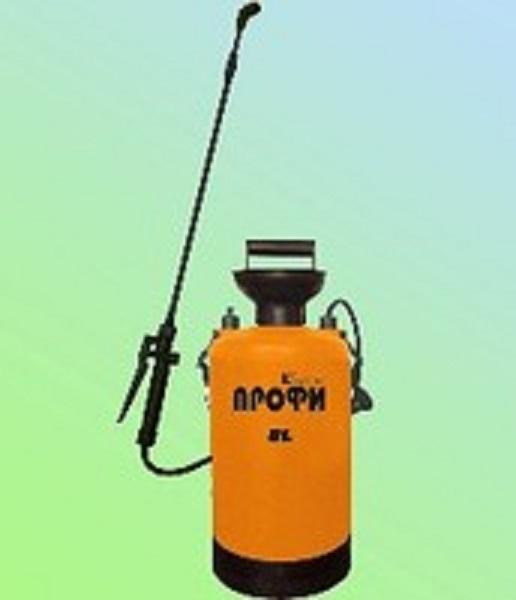 Опрыскиватель пневматический Кварц ПРОФИ стандарт 8 литров ОП-248.1