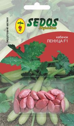 Семена кабачка Ленуца F1