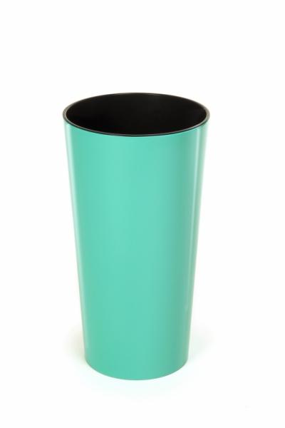 Кашпо Лилия с вазоном-вкладкой, 300х560 мм