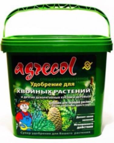 Удобрение Argecol для хвои, 10 кг