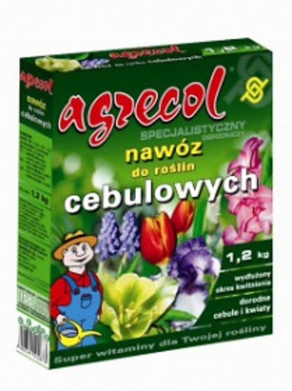 Удобрение Agrecol гранулированное для луковичных