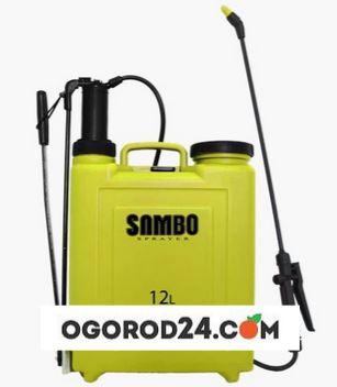 Опрыскиватель гидравлический SAMBO эконом 12 литров ОГ-112Б