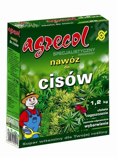Удобрение Agrecol гранулированное для тиса