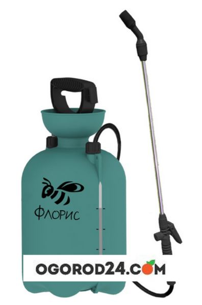 Опрыскиватель пневматический Флорис 5 литров ОП-215Ф
