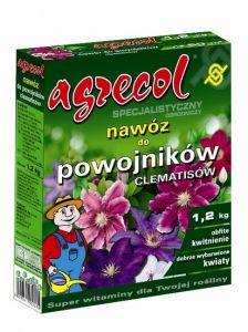 Удобрение Agrecol гранулированное для вьющихся растений (клематисов)