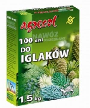 Удобрение Agrecol гранулированное 100 дней хвоя