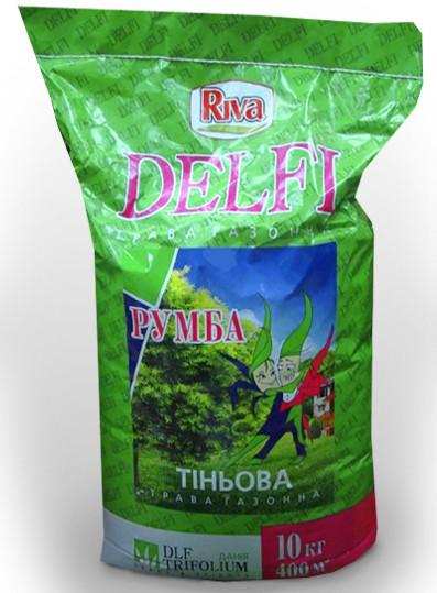 Газонная трава DELFI Румба Теневая 10 кг