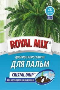 Удобрение кристаллическое Royal Mix для пальм